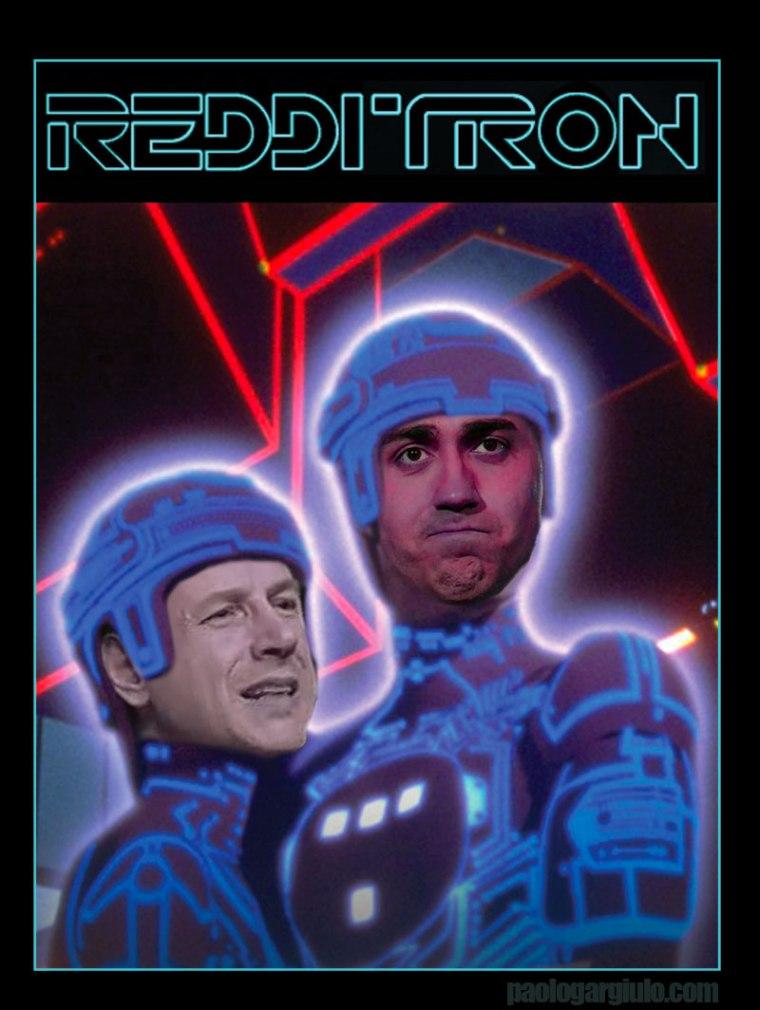 Redditron-Reddito-di-cittadinanza-locandina-Tron-film-1982
